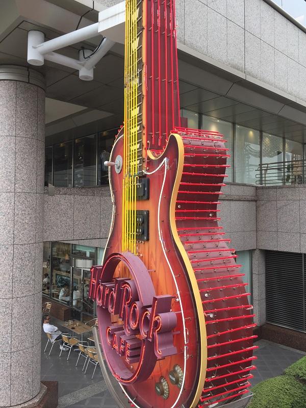 ハードロックカフェ 横浜/Hard Rock CAFE