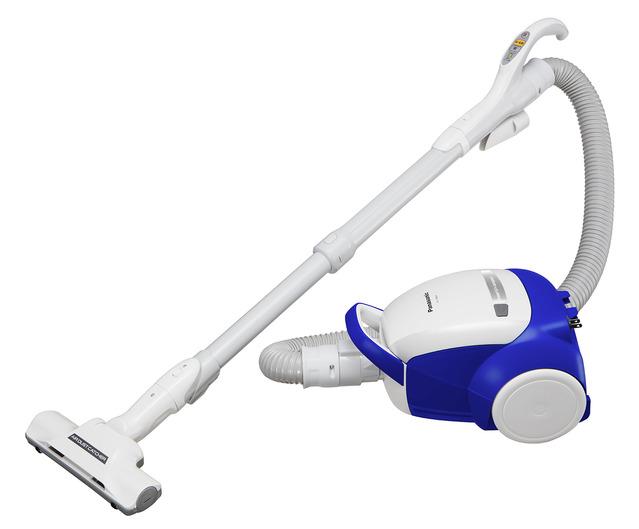 Panasonic 電気掃除機 紙パック式 MC-PB6A-A ブルー