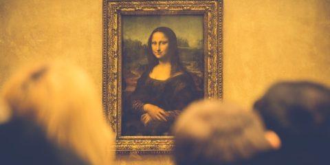 モナ・リザ:レオナルド・ダ・ヴィンチが描いた世界でもっとも知られた女性の肖像画