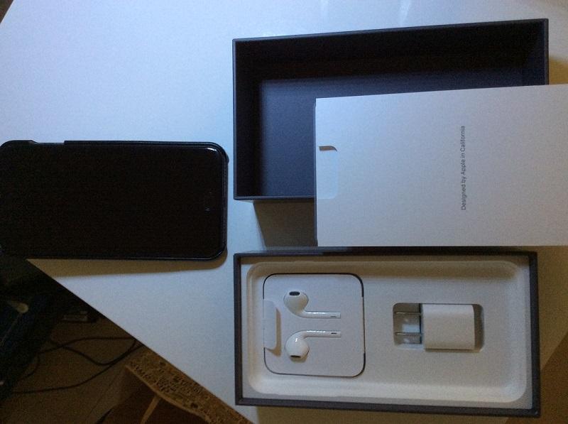 iPhone 8 Plus購入、無事終了!