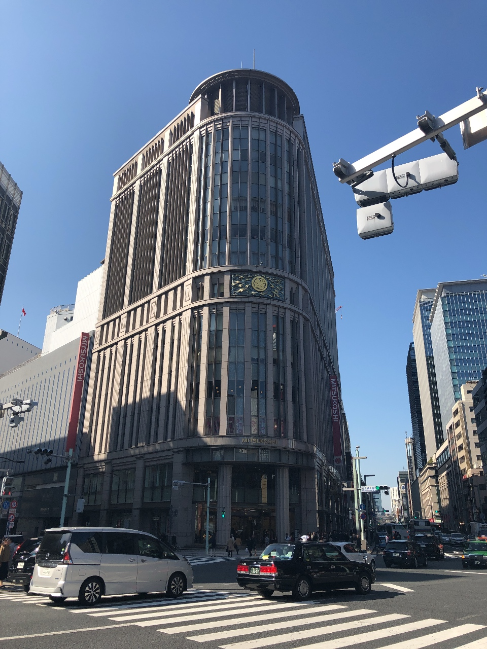日本橋三越本店 新館