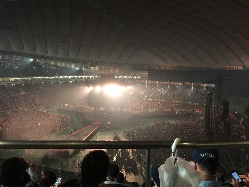 2016年9月19日・20日に開催した東京ドーム公演