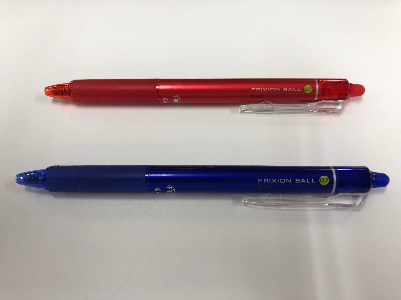 フリクションボールペンを愛してやまない理由