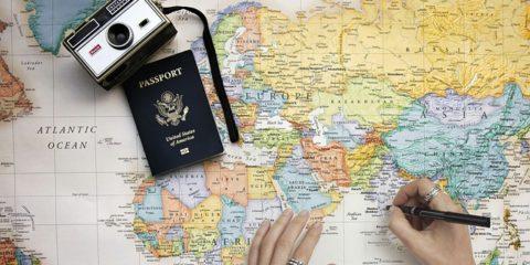 ヘンリーパスポートインデックス発表の世界最強パスポートは日本が連続トップ!